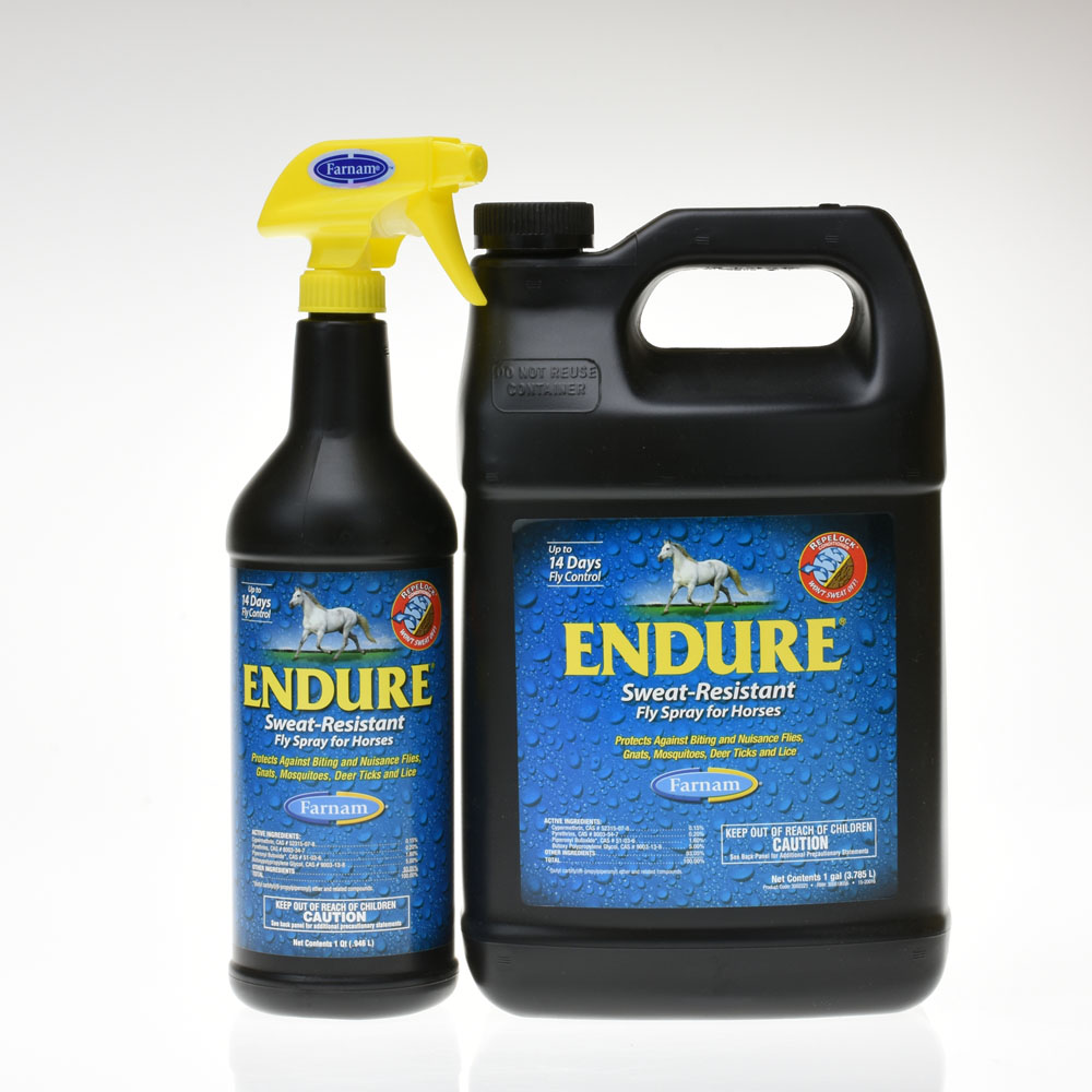 endure fly spray  u2013 western ranch supply