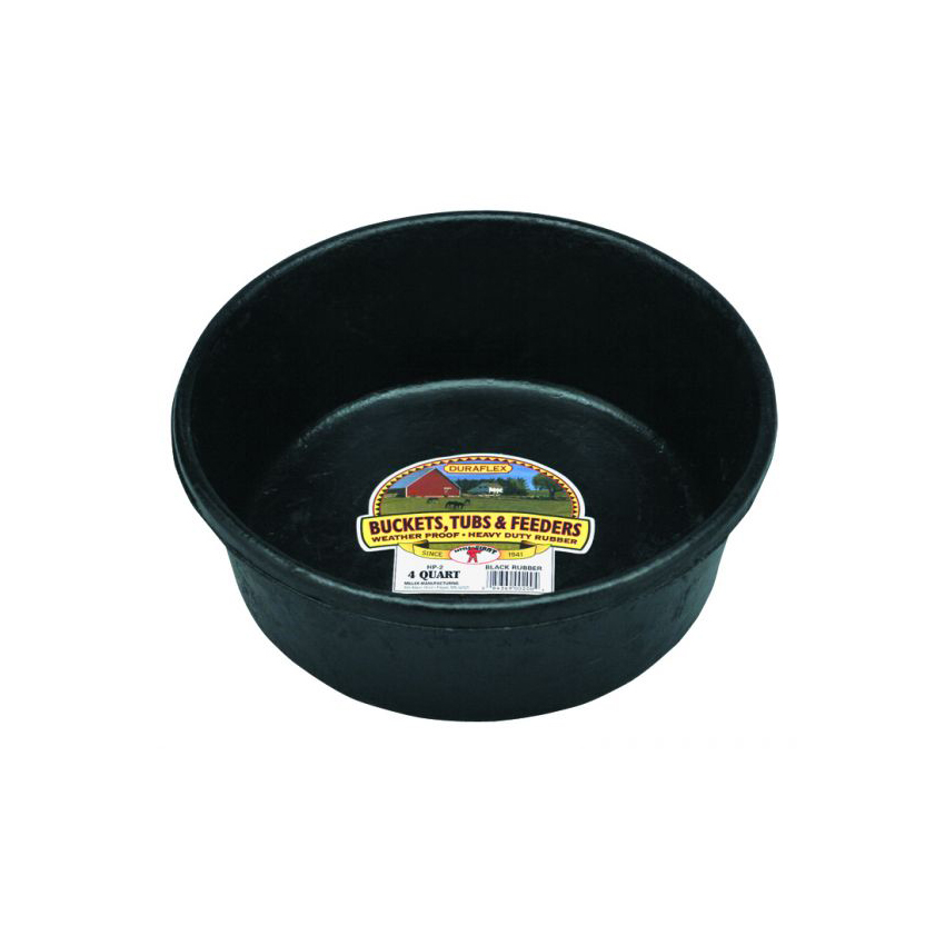 Rubber Feed Tubs Amp Pans Western Ranch Supply