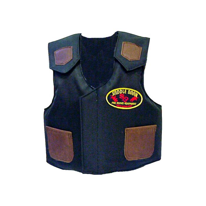 Junior Cordura Protective Vest Nylon Western Ranch