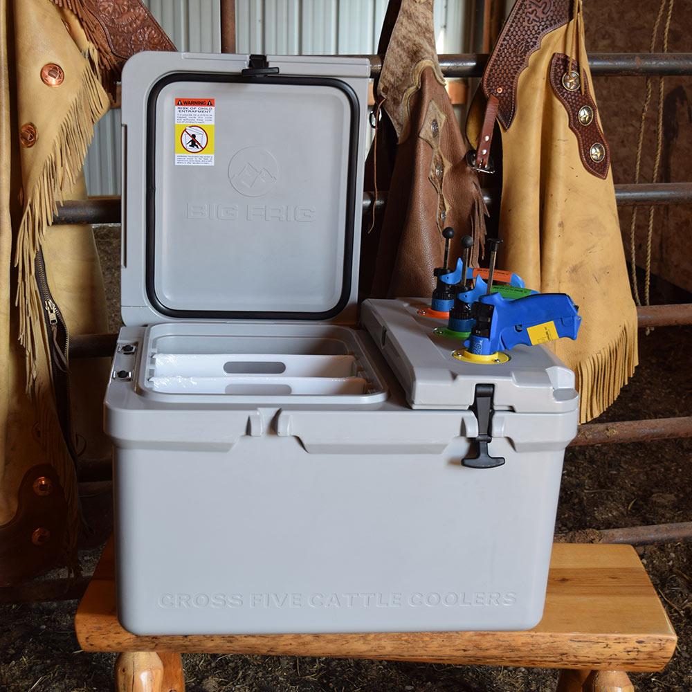 Ranch Hand Vaccine Cooler Cross Five Cattle Coolers