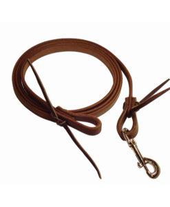 Chestnut Berlin Custom Leather H270 Old Timer Headstall